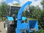 Щепорез, измельчитель веток,дробилка для веток РМ-160Т
