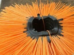 Щетка дисковая 101х400 полипропиленовая беспроставочная