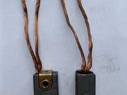 Щетки ЭГ4 22х30х60 к1-7 электрографитовые