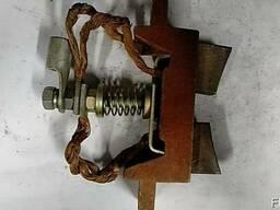 Щеткодержатель к токоприемнику кольцевому К3100 ТКК