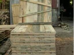 Щит деревянный для строительных лесов рамного типа - фото 1