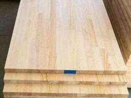 Щит мебельный сосновый сорта А/В 18x200x2000 (Киев)
