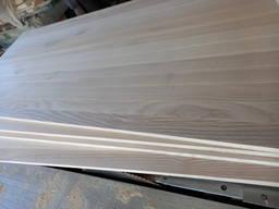 Щит мебельный ясень тонкий 10мм