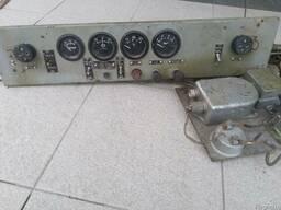 Щит управления для электростанции АБ-12-Т/400