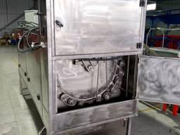 Щіткова миюча машинка з виробничою потужністю 5000 кг за годину