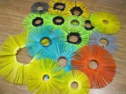 Щётки дисковые полипропиленовые