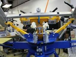 Шелкотрафаретный ручной станок текстиля MAN Printex - фото 2