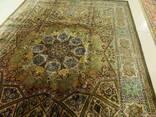 Шелковые персидские ковры ручной работы - фото 1