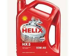 Shell Helix HX3 15W-40 4л.
