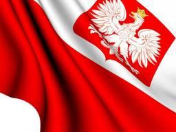 Полугодовое Польские приглашение, для визы и пересечения границы
