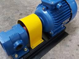Шестеренный агрегат БГ11-25