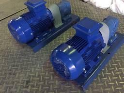 Шестеренный агрегат БГ11-24