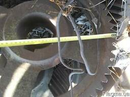 Шестерні діаметром від 100 мм до 2,3 м