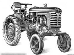 Шестерни к трактору Т-150