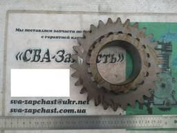 Шестерня КПП МТЗ ведущая понижающего редуктора Z=20/30 70-1721031