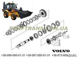 Шестерня КПП VOLVO BL70 вольво синхрогизатор, муфта.