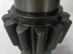 Шестерня ПВМ МТЗ-82 кінцевої передачі Z = 12/10 ведена