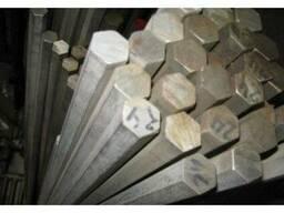 Шестигранник 27 нержавеющая сталь купить, цена, доставка