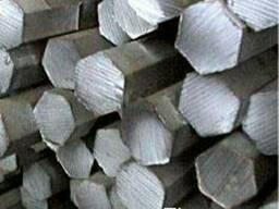 Шестигранник сталевий калібрований в асортименті