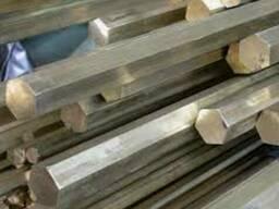Шестигранник стальной калиброванный 35хгса 21 19 35 85 60 мм [Опт и Розница] от 1 кг