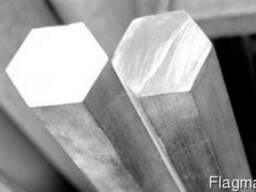 Шестигранник алюминиевый 32 мм алюминий Д16т