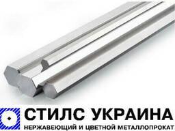 Шестигранник алюминиевый Д16Т 48мм