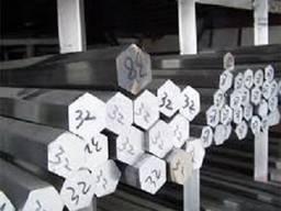 Шестигранник d 80 /85 мм (сталь 20 ; 40 Х ; 45 ;3 ПС ; 35)