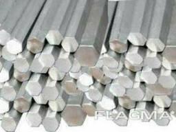 Шестигранник калиброванный 5 / Ст.40 ГОСТ стальной цена...