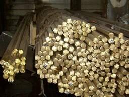 Прут бронзовый БрАЖН10-4-4