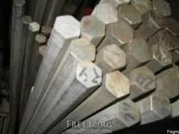 Шестигранник нержавеющий 30 сталь 12Х18Н10Т купить