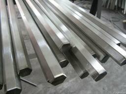 Шестигранник калиброванный сталь 10, 20, 35, 45, 40Х купить