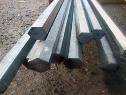 Шестигранник калиброванный стальной
