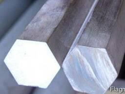 Шестигранник нержавеющий калиброванный опт и розница