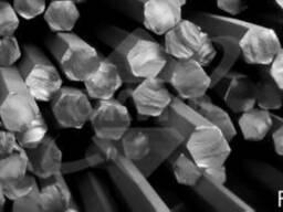 Шестигранник стальной от 3 до 100 мм ГОСТ 8560-78 ГОСТ 2879-