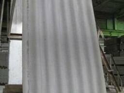 Шифер Амросиевка 8 волновой 1,14*1,74*5,2 197 руб/лист