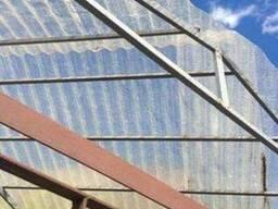 Шифер прозрачный, армированный Волнопласт - фото 2