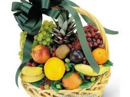 Шикарная фруктовая корзинка. Цены от 400грн.