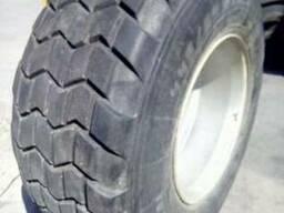 Шина 445/65R22, 5 б/у Mitas для прицепной сельхозтехники