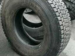 Шина б/у грузовая Bridgestone M 729 315/80R22.5