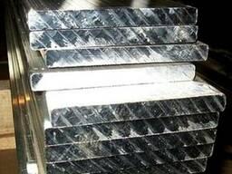 Шина (полоса) алюминиевая АД31 10х100х3000мм