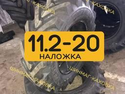 Шини 11.2-20 (290-508) Ф-35 Белшина передні МТЗ-82.1 52 90 резина скат