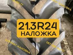 Шини резина 21.3R24 (530-610) Кама 12сл 155А6 трактор Т-150 комбайн СК-5 Нива