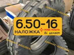 Шини 6.50-16 (180-406) TR-101 Росава культиватор КПС трактор Т-16 Т-25 перед Резина Скат