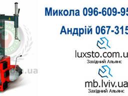 Шиномонтаж, шиномонтажное оборудование mb tc 322 (220в)