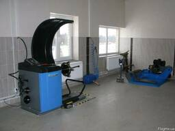 Шиномонтажное оборудование Beissbarth (Германия) - фото 2