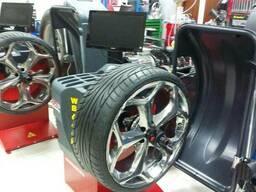 Шиномонтажное оборудование для всех видов колёс