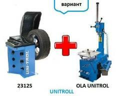 Шиномонтажный комплект купить Ola Unitrol Unitrol 2312S