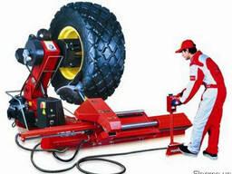 Шиномонтажный стенд автомат для колес до 56 дюймов, грузовой,