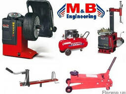 Шиномонтажные стенды Btight, M & B Engineering