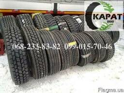 Шины 295/80R22. 5, 315/70R22. 5, 315/80R22. 5, 385/65R22. 5